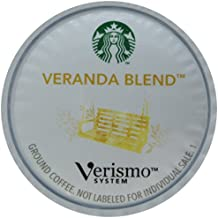 Starbucks® Verismo™ Veranda Blend® Brewed Coffee 72 Pods