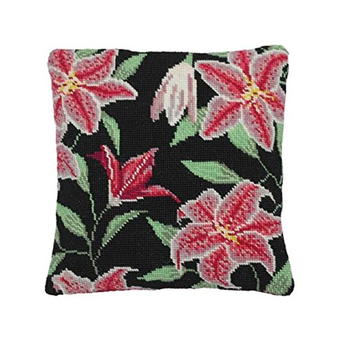 Stargazer Kit (Stargazer Lily 10 inch Herb Pillow Tapestry Kit)