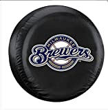 MLB Milwaukee Brewers Tire Cover