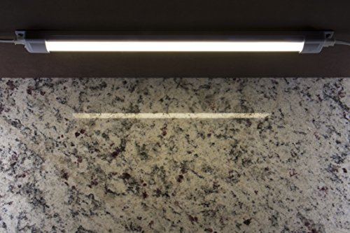 GE-38845-Premium-LED-Light-Bar-12-Inch-Under-Cabinet-Fixture-Plug-In-Convertible-to-Direct-Wire-Linkable-3000K-Soft-Warm-White-HighOffLow-Easy-to-Install