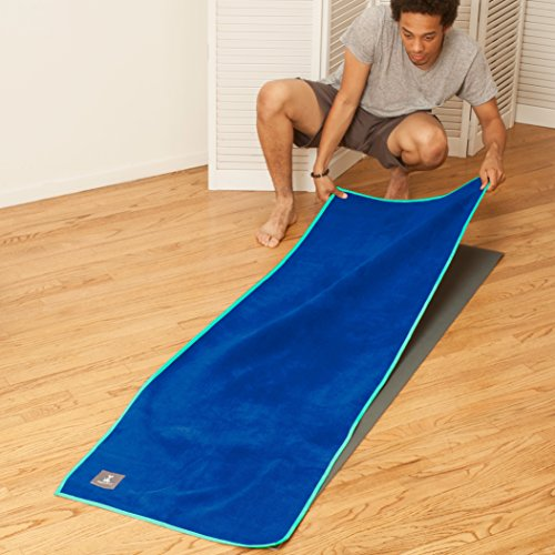 YogaRat Hot Yoga Towel: 100% Microfiber