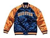 Mitchell & Ness Houston Astros MLB Tough Season Premium Satin Jacket