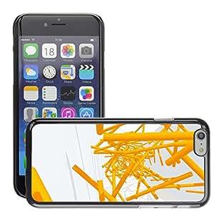 """Etui Housse Coque de Protection Cover Rigide pour // M00150824 Tubos Fondo Brillante Gráficos CG // Apple iPhone 6 4.7"""""""