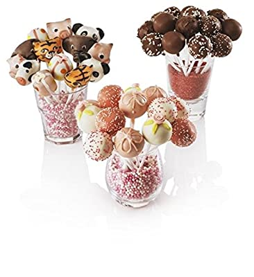 Cake Pop Sticks 50 (10Cm)