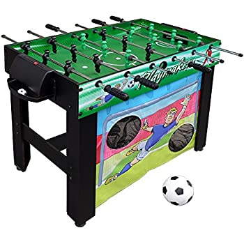 Amazoncom TS Tabletop Soccer Foosball Table Game Sports Outdoors - Gamepower foosball table