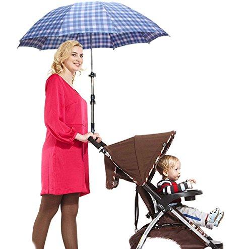 Lalang Safety Anchor-hold Stroller Sunshade Shelter Rain Umbrella Connector Stand
