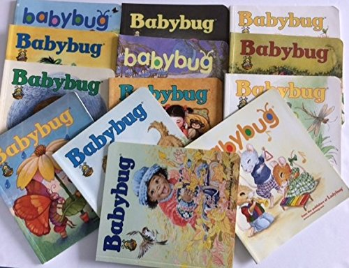 Babybug magazine -13 issues
