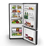Whirlpool 325 L 2 Star Frost Free Double Door Refrigerator (IFPRO INV CNV 340 2S, Steel Onyx, Convertible)