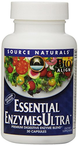 Source Naturals Essential Enzymes Ultra, 30 Capsules