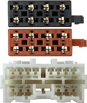Autoleads pc2-46-4 Mitsubishi Shogun 95-06 Auto Stereo Iso Plomo Adaptador Cable