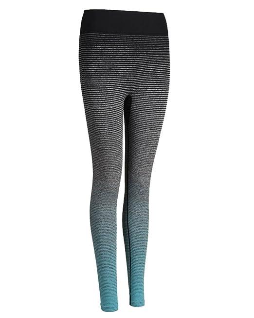 Mujer Leggins Termicos Yoga Pantalones Jogger Falso Dos Piezas Mallas Gimnasio: Amazon.es: Ropa y accesorios