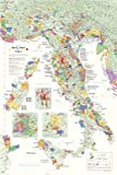 img - for Wine Map of Italy book / textbook / text book