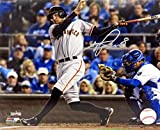 SF Giants Hunter Pence Autographed 2014 World Series 8x10 Photograph (unframed)