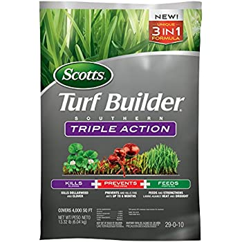Scotts Turf Builder Southern Triple Action 4,000 sq. f