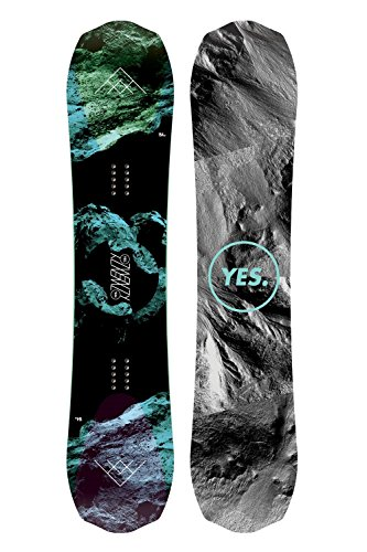 YES Mens 20/20 Snowboard 2018, 154