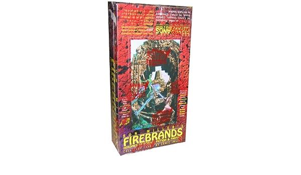 Firebrands Ron Miller Trading Card Box