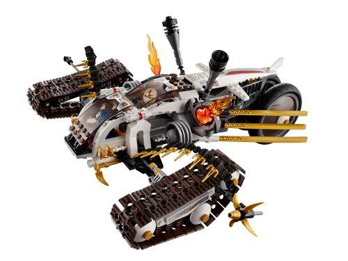Lego ninjago ultra sonic raider vehicle w minifigures - Ninjago en arabe ...