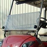 Amazon Com Clear Windshield For Yamaha Golf Cart 1995