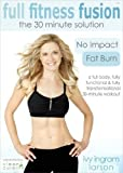 Clean Cuisine's Full Fitness Fusion Exercise DVD by Stockyard Films by Flourishing Health Inc.