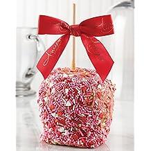 Sweetheart Sprinkle Caramel Apple