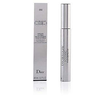78796f19642 Amazon.com : Christian Dior Diorshow Iconic Waterproof Mascara -- Extreme  Wear High Intensity Lash Curler -- #090 Extreme Black 0.27 oz : Diorshow ...