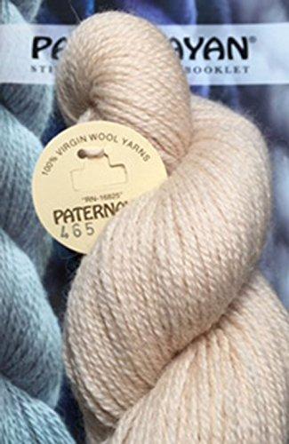Paternayan Needlepoint 3-ply Wool Yarn-Color-465-Beige-Brown