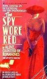 The Spy Wore Red, Aline, Countess of Romanones, 0515106534
