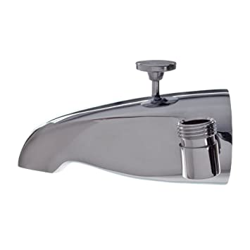 pull peerless out fl diverter hand shower spout ac for chrome dp tub