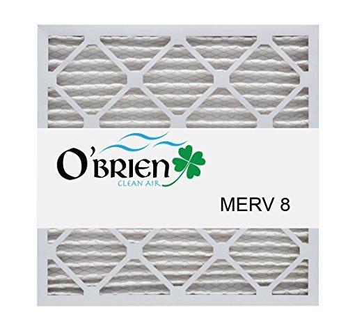 20X21-58X1-MERV-8-Air-Filter-6-Pack-OBrien-Clean-Air-20x21-58x1Nominal-19-78x21-12x34Actual-Size