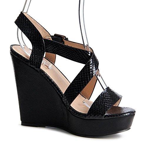 topschuhe24 - Zapatos de vestir de otros para mujer negro