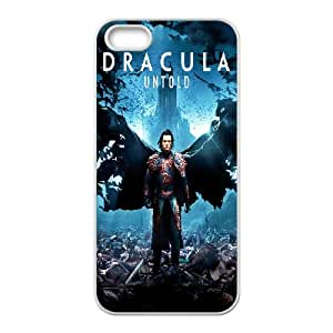 DIY Phone Cover Custom Dracula Untold For iPhone 5, 5S NQ6343183