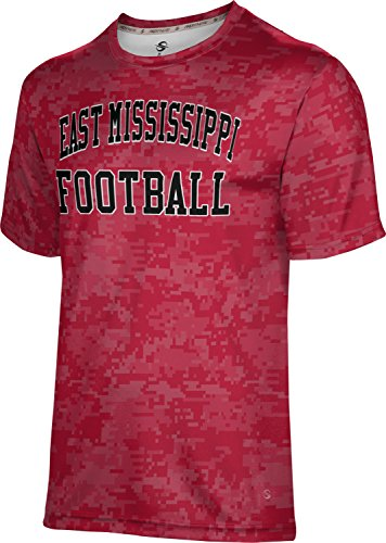 ProSphere Men's East Mississippi College Digital Shirt (Apparel) F2E42 (Large) from ProSphere