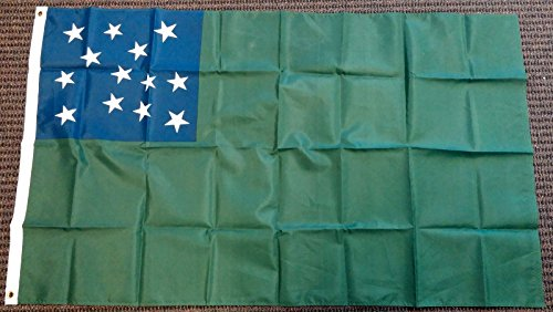 Green Mountain Boys Polyester 3x5 Foot Flag Revolutionary Wa