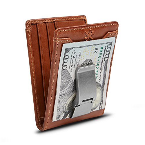 men wallet money clip - 8
