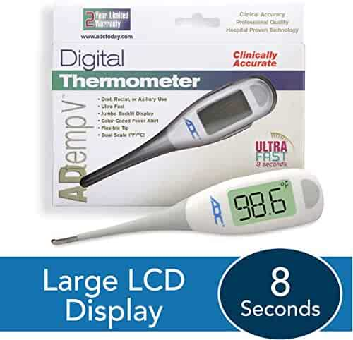 ADC Fast Read Digital Thermometer