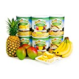 Freeze Dried Tropical Fruits Pack