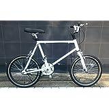 オシャレな自転車♪ミニベロ(MINI-VELO) 20インチ 小型自転車
