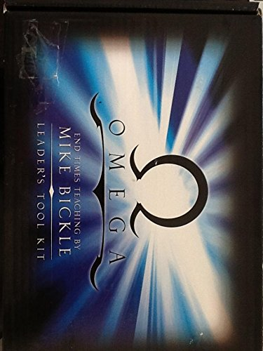 Omega Leader's Toolkit - End Times Teaching by Mike Bickle [DVDs/CDs/Softcover - End Softcover