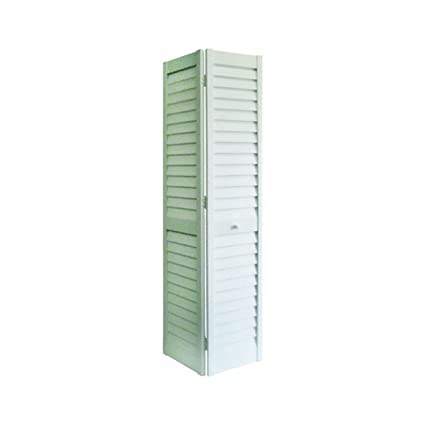 Home Fashion Technologies 7303080100 White Composite Bifold Door ...