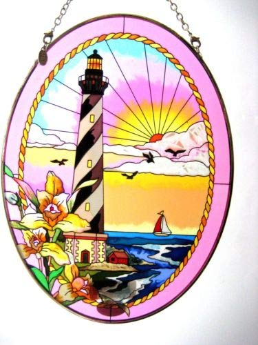 (Stained Glass Suncatcher 6.5