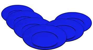 Libbey Cobalt Blue Glass Dinner Plate 10.5\u0026quot; set of 6 - Additional Vibrant Colors Available  sc 1 st  Amazon.com & Amazon.com | Libbey Cobalt Blue Glass Dinner Plate 10.5"|355|193|?|en|2|b018a3007f376ecd8073c63025a05ba6|False|UNLIKELY|0.28530848026275635