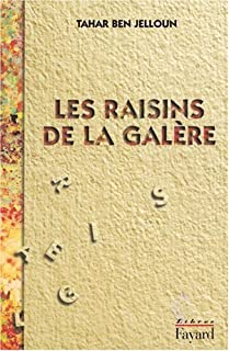 Les raisins de la galère : roman, Ben Jelloun, Tahar
