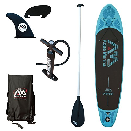 Aqua Marina Vapor Inflatable Stand-up Paddle Board by Aqua Marina