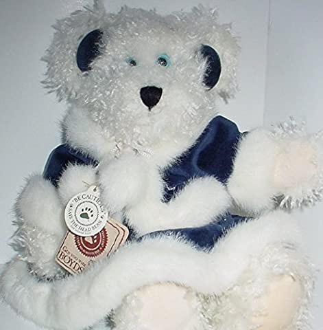 Boyds Bear Sonja Frostbeary - From the T.J.'s Best Dressed Collection - #912058 - Boyds Bears Christmas
