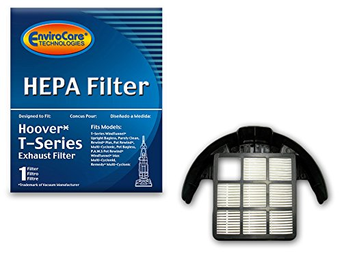 - EnviroCare Replacement Vacuum HEPA Filter for Hoover T-Series WindTunnel Uprights