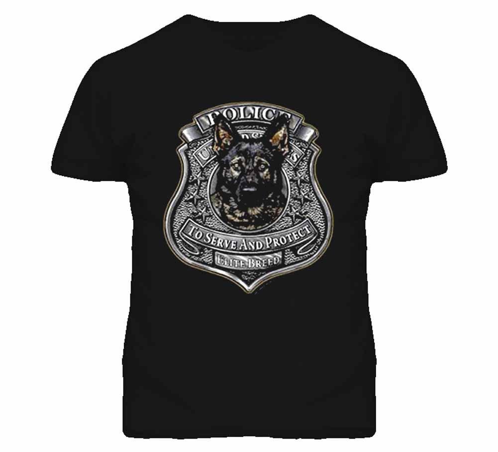 Tshirt Bandits S Police Officer K9 T Shirt