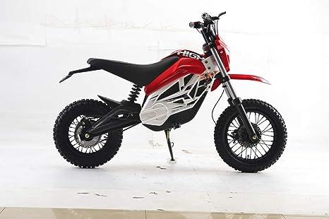 Amazon.com: Bicicleta eléctrica para niños de 800 W, 36 V ...