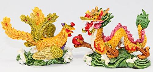 Phoenix And Dragon - 3