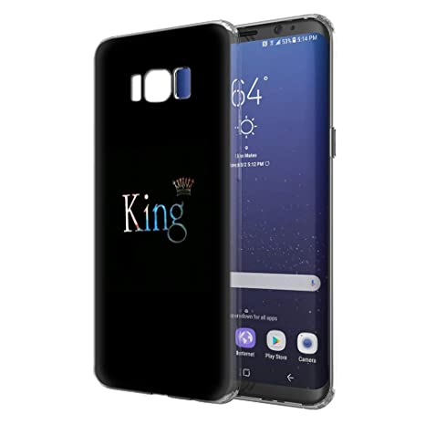 coque samsung s8 king
