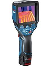 Bosch Professional 0601083101 Caméra thermique connectée GTC 400 C, Bleu